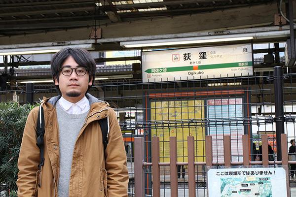 荻窪駅のマンスーン画像